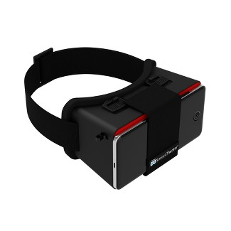 Smart Theater Virtual Reality VR Headset - Black
