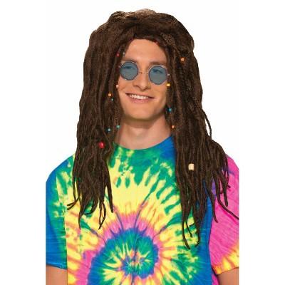 Forum Novelties Hippie Dreads Adult Wig (Brown)