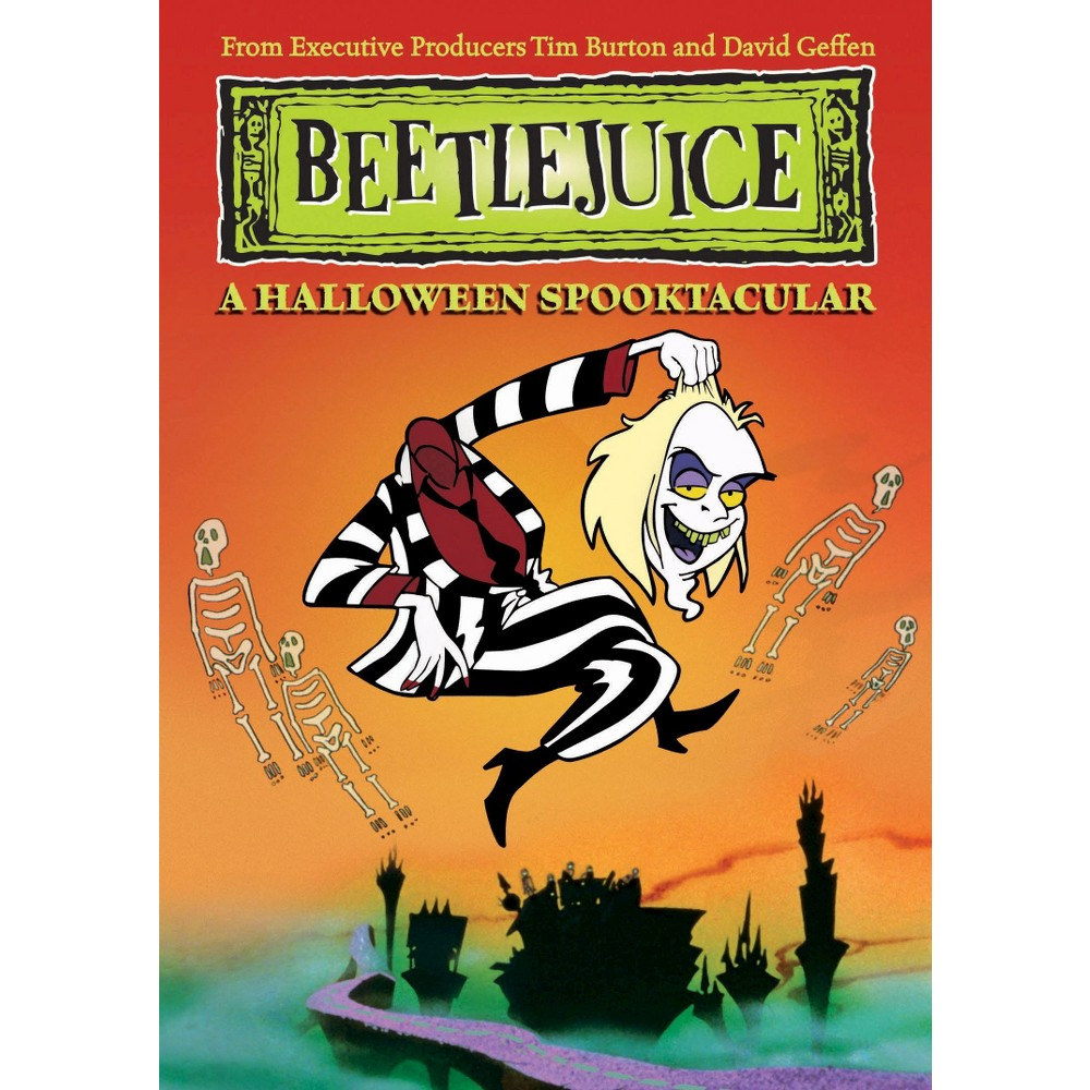 Beetlejuice:Halloween Spooktacular (Dvd)