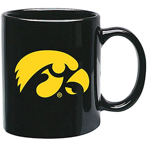 NCAA Iowa Hawkeyes 11oz Ceramic Coffee Mug - image 1 of 1