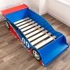 KidKraft Toddler Bed - Race Car - image 3 of 4