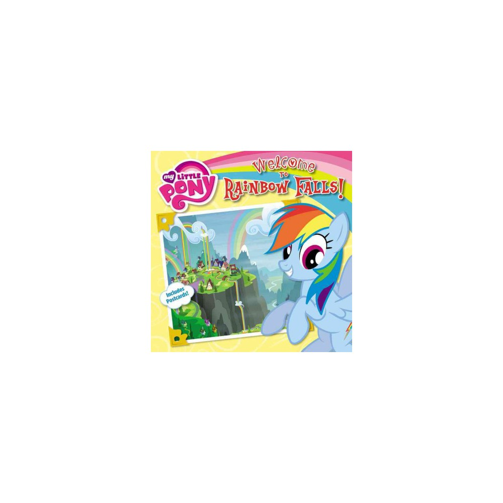 Welcome to Rainbow Falls! - (My Little Pony) (Paperback)