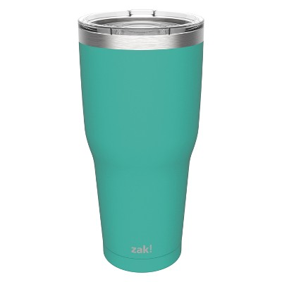Zak Designs 30oz Double Wall Tumbler - Teal