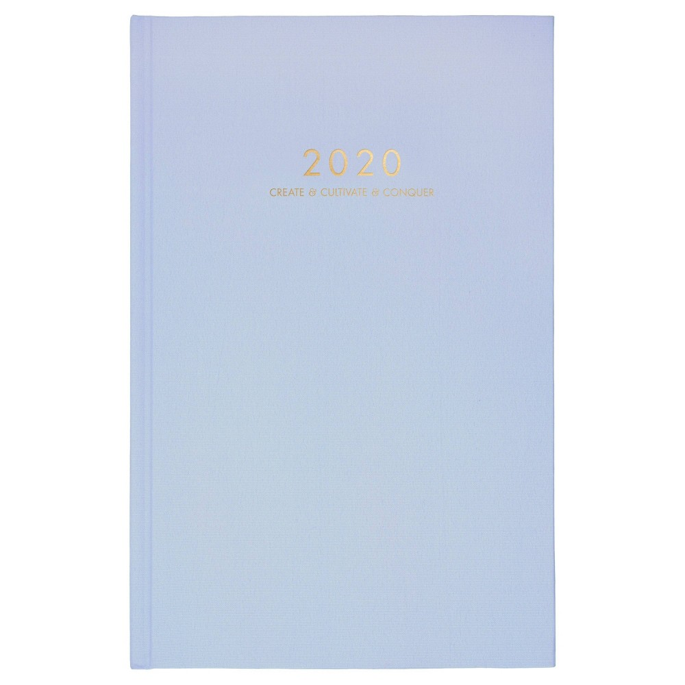 "Image of ""2020 Planner 5.5""""x 8.5"""" Blue - Create & Cultivate"""