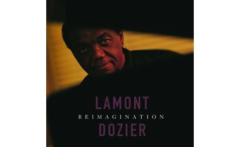 Lamont Dozier - Reimagination (CD) - image 1 of 1