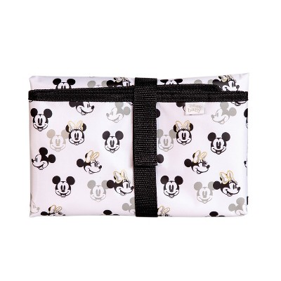 Disney Baby by J.L Childress Full Body Changing Pad Mickey Minnie - Ivory