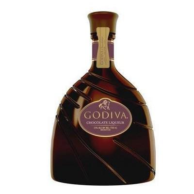 Godiva Chocolate Liqueur - 750ml Bottle