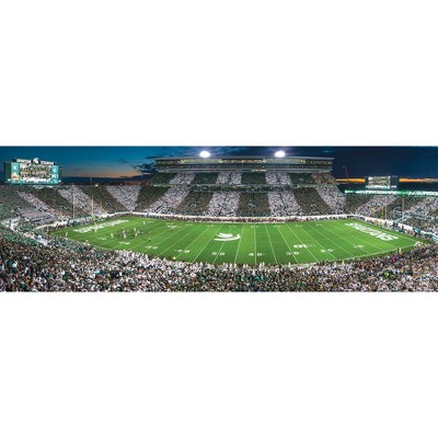 NCAA Michigan State Spartans 1000pc Panoramic Puzzle