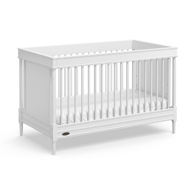 Graco Ashleigh 3-in-1 Convertible Crib - White