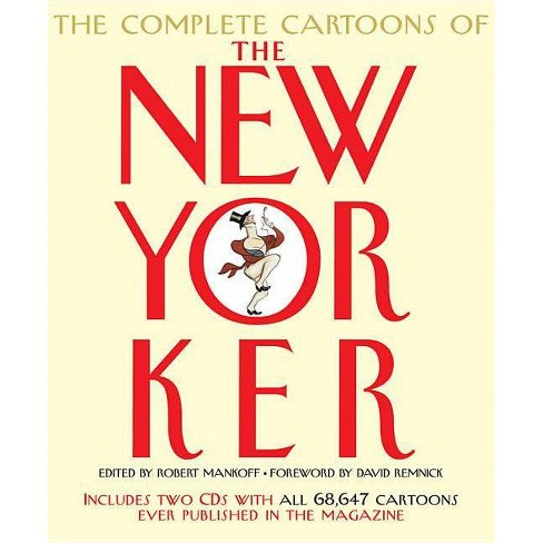 The Complete Cartoons of the New Yorker - (Mixed media product) - image 1 of 1