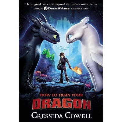 How to Train Your Dragon -  (How to Train Your Dragon) by Cressida Cowell (Paperback)