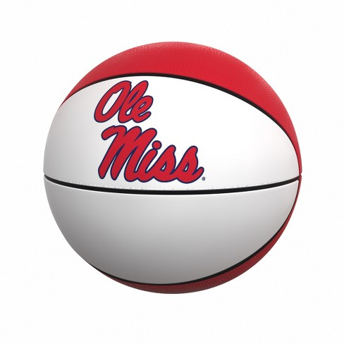NCAA Ole Miss Rebels Official-Size Autograph Basketball - image 1 of 1