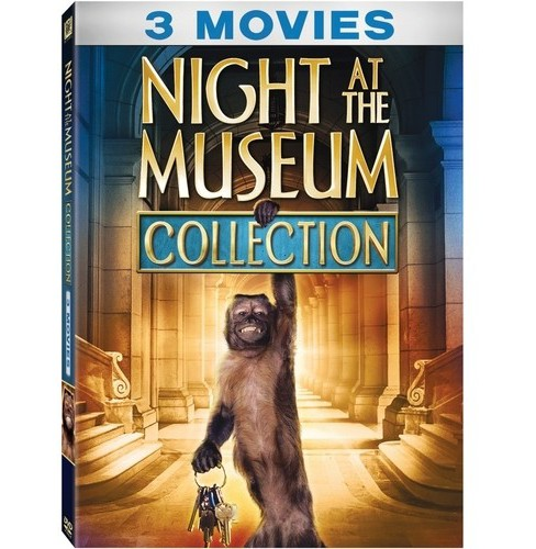 Night At The Museum 3 Movie Collectio (DVD) - image 1 of 1