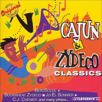 Various Artists - Cajun & Zydeco Classics (CD)