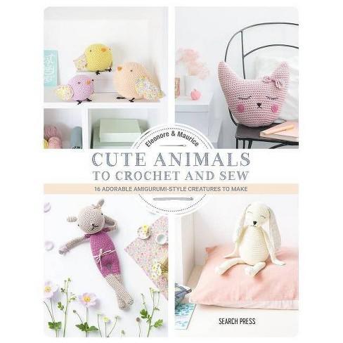 Cute Amigurumi Animals - by Eleonore & Maurice (Paperback)