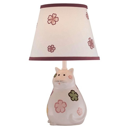 Lite Source Meow 1 Light Table Lamp - Kitty Design - image 1 of 2