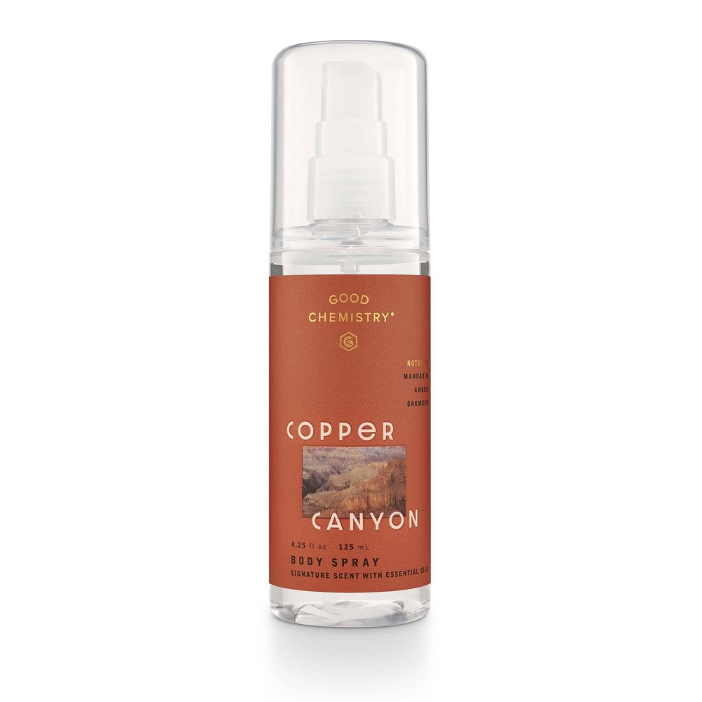 Image of Copper Canyon by Good Chemistry - Unisex Body Mist - 4.25 fl oz