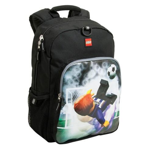 61da188c0b LEGO® Soccer Kick Eco Heritage Classic Kids  Backpack   Target