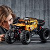 LEGO Technic 4X4 X-treme Off-Roader Toy Truck Building Set STEM Toy with App 42099 - image 3 of 4