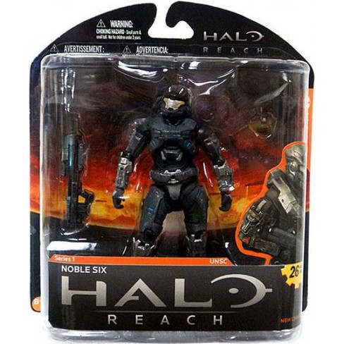 McFarlane Toys Halo Reach Series 1 Noble Six Action Figure - image 1 of 4