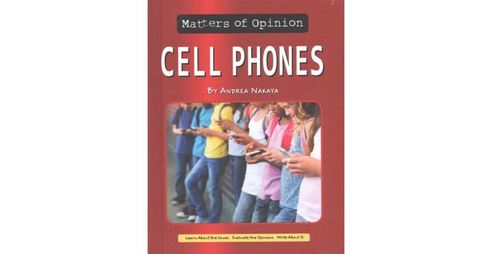 Cell Phones (Library) (Andrea Nakaya)