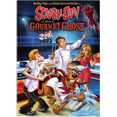 Scooby Doo And The Gourmet Ghost (DVD)
