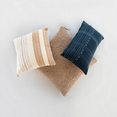 Woven Textured Throw Pillow Collection - Threshold™ designed with Studio McGee