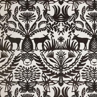 Eulalia Peel & Stick Wallpaper White/Black - Opalhouse™
