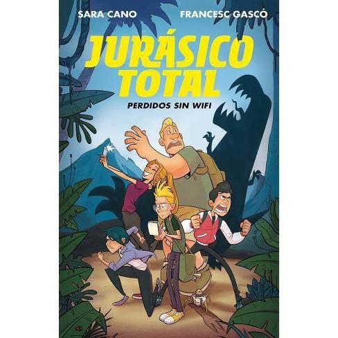 Jur�sico Total: Perdidos Sin Wifi / Total Jurassic. Lost Without Wi-Fi - (Serie Jur�sico Total) - image 1 of 1