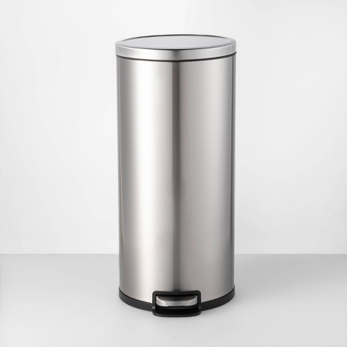 30L Round Step Trash Can - Made By Design™ - image 1 of 4