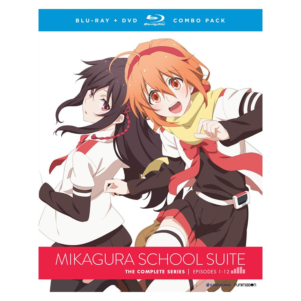 Mikagura School Suite:Complete Series (Blu-ray)