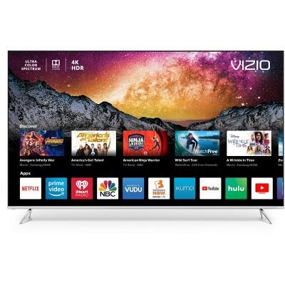 VIZIO P-Series™ 75  Class (74.5  Diag.)4K HDR Smart TV - Black (P75-F1)
