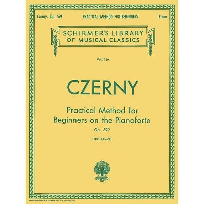 G. Schirmer Practical Method For Beginners Pianoforte Op. 599