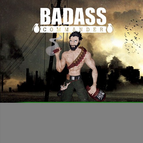 Badass commander - Bad intentions (CD) - image 1 of 1