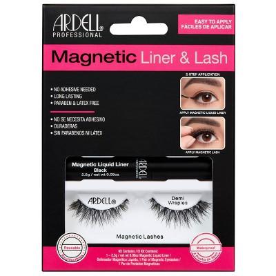 Ardell Magnetic Liquid Liner & Demi Wispies Lash Kit