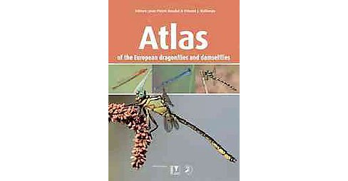 Atlas of the European Dragonflies and Damselflies (Hardcover) - image 1 of 1
