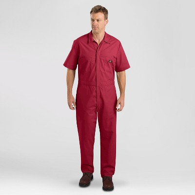 Dickies Men's Big & Tall Short Sleeve Coverall