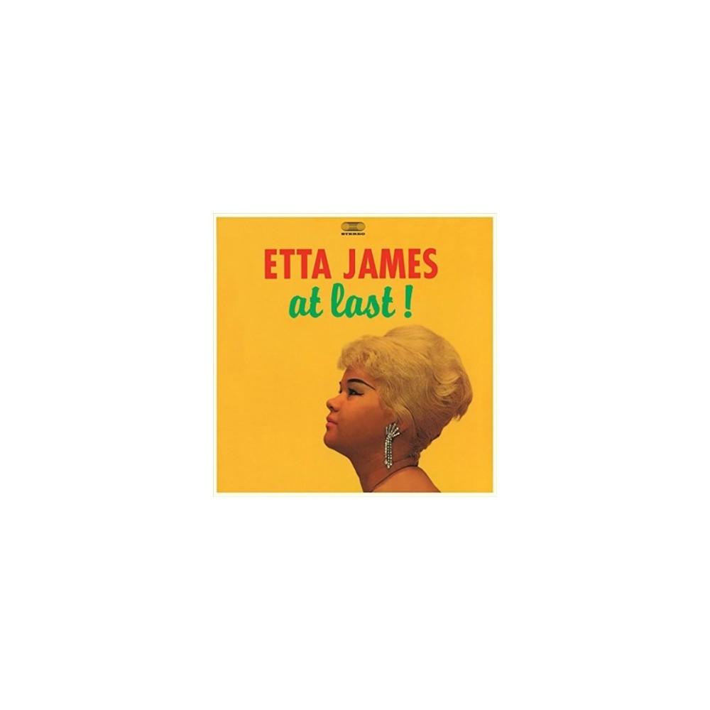 Etta James - At Last (Vinyl)