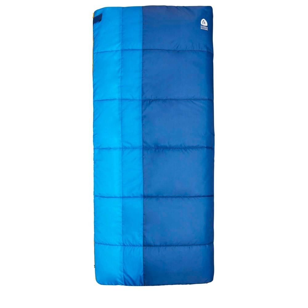 Sierra Designs Shadow Mountain 45 Degree Fahrenheit Sleeping Bag Blue