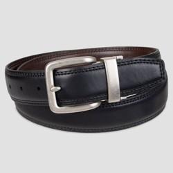 Men's 35mm Reversible Shankless Buckle Belt - Goodfellow & Co™