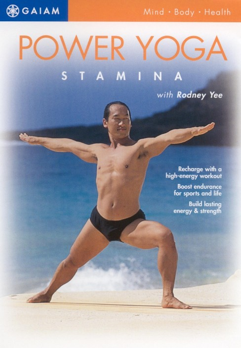 Power yoga:Stamina (DVD) - image 1 of 1
