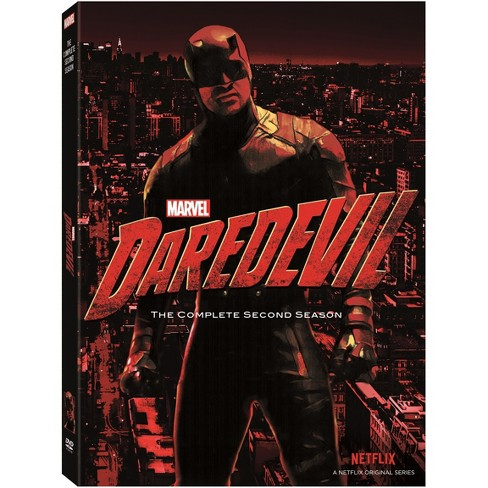Daredevil: The Complete Second Season (DVD) - image 1 of 1