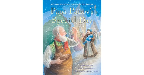 Papa Panov's Special Day (Paperback) (Mig Holder & Julie Downing) - image 1 of 1