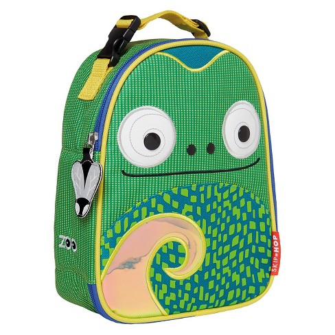 Skip Hop Zoo Lunchie Insulated Lunch Bag - Chameleon - image 1 of 5