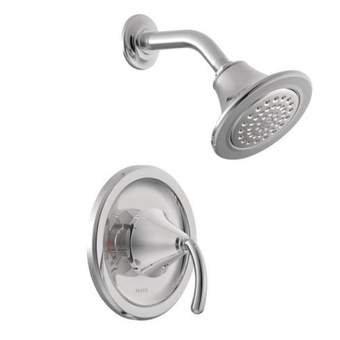 Moen TS2142 Single Handle Posi-Temp Pressure Balanced Shower Trim - image 1 of 2