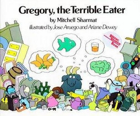 Gregory, the Terrible Eater (School And Library) (Mitchell Sharmat) - image 1 of 1