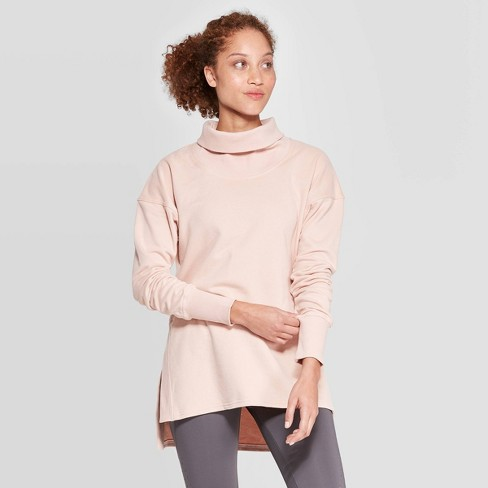 Women's Authentics Long Sleeve French Terry Pullover - C9 Champion® - image 1 of 2