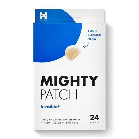 Hero Cosmetics Mighty Patch Invisible + Acne Patches - 24ct - image 1 of 4