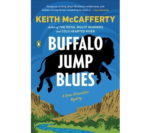 Buffalo Jump Blues (Reprint) (Paperback) (Keith McCafferty) - image 1 of 1