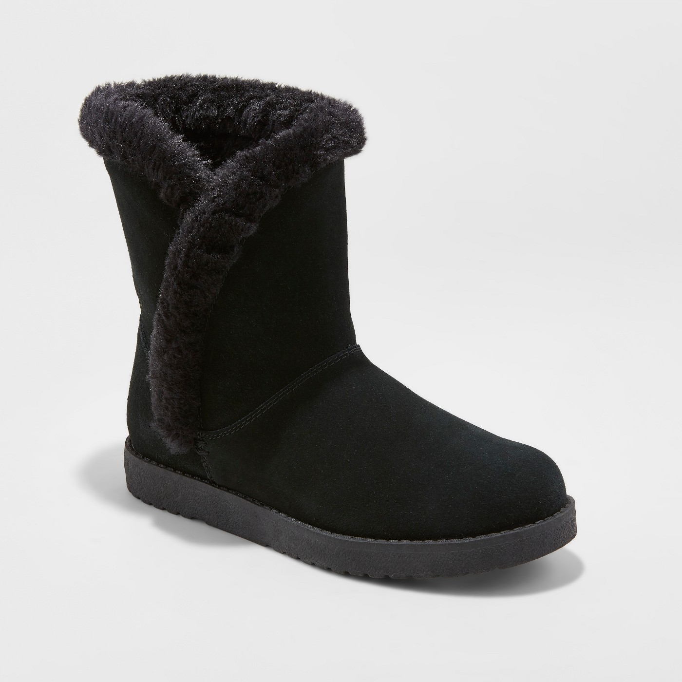 Women's Daniah Suede Winter Boots - Universal Thread